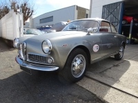 Alfa Romeo Coupé Sprint 1600