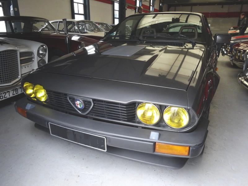 Garage espace century v hicule vendre alfa romeo gtv6 for Vendre voiture garage