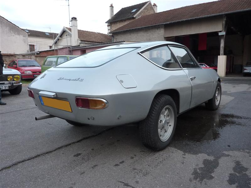 garage espace century v hicule vendre lancia fulvia 1300 zagato. Black Bedroom Furniture Sets. Home Design Ideas