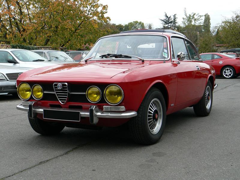 coupe bertone 1750